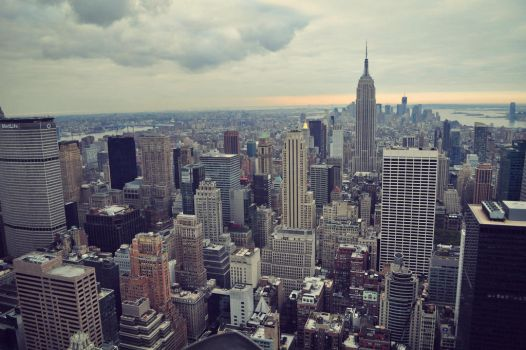 Top of the Rock by Ace-Palanca