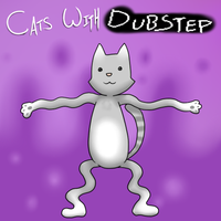 Cat With Dubstep +GIFT by iDonovan
