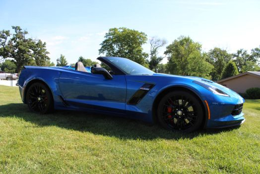 Convertable Z06 by PhotoDrive