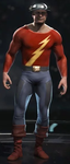 The Flash (Jay Garrick) by Famguy3