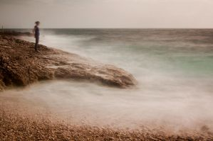 farewell from the sea I by torobala