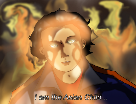 I am the Asian Child... (COLLAB) by cookiepianosart