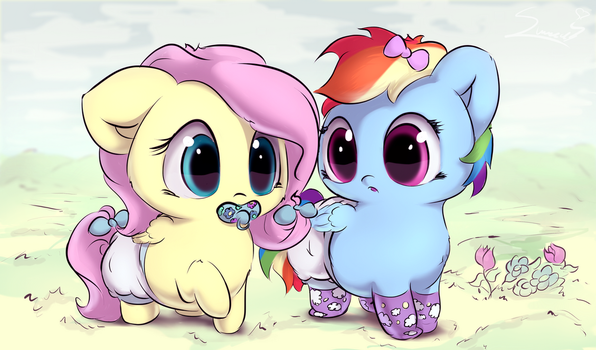 My little diapers by Sverre93