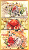 Red Rabbit - Deidara's birthday by Lairam