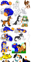 OLD spam dump XD by Toby-Wolfkat