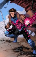 Gambit Colors by SaviorsSon