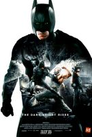 The Dark Knight Rises  (Total Recall style) V.2 by AndrewSS7