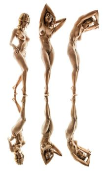 Mirrors and Models by ImpressionofLight