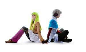 CODE GEASS MAO, C.C.: my dream by KoujiAlone