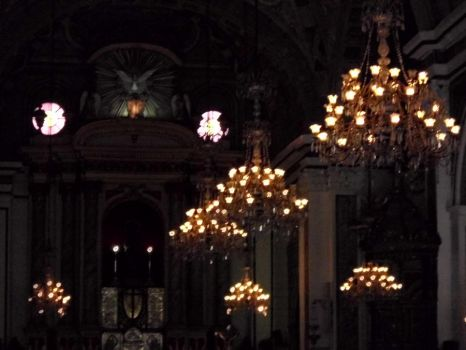Chandelier's by LiminalityLive