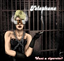 Want a cigarette Honey? by LucyRedfield