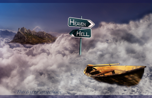 To Heaven or Hell ? by rydss