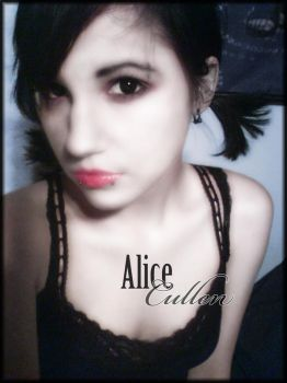 Alice Cullen by Jisatsu-Usagi