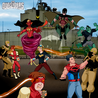 The Outsiders Rebirth by BobbenKatzen