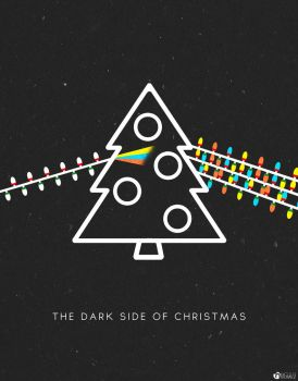 The Dark Side Of Christmas by nicologomez