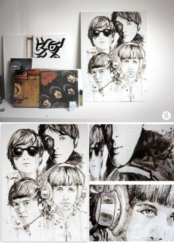 With the Beatles by Bobsmade