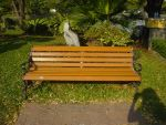 Bench In The Park by sensory-stock