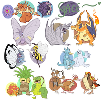 My Pokemon - a dump, brought to you by Pepper