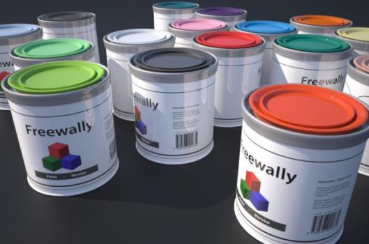 paint by freewally