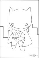 Chibi Iron Man COLORING PAGE by Kitty-Stark on DeviantArt