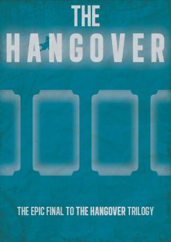 The Hangover 3 - Movie Poster by Rodjak