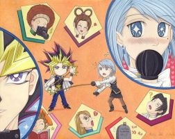 YuGiOh: Ace Attorney Crossover by Yamigirl21