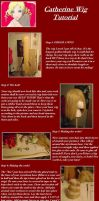 Catherine Wig Tutorial by babybubble2346