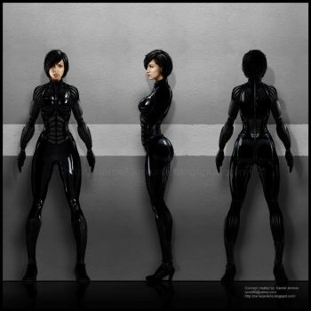 Vasquez Model Sheet by ryo80