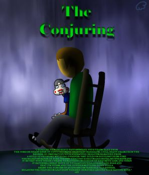 The conjuring-Homestuck by lucalucario