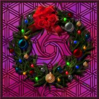 20151224-Holiday-Wreath-v32 by quasihedron
