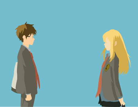 Your Lie In April by annassetiawan