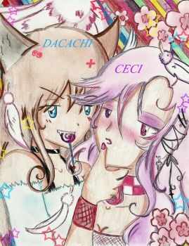 Ceci and Dacachi  Sweet by Dacachi