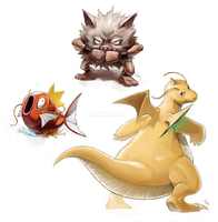 Pokemon Doodles [1]