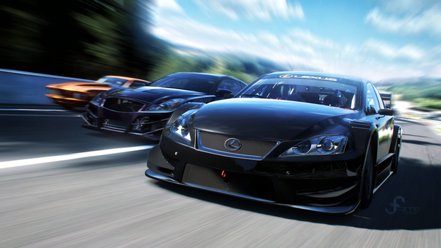 Last Biggest GT5 PhotoShoot - PART5 #5 (THE END) by Ferino-Design