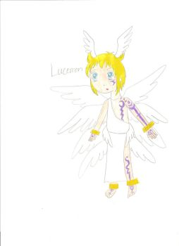 Lucemon by FireChick12012