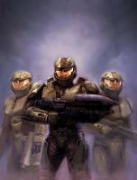 Halo Wars by Spartan11
