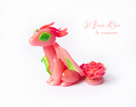 Rose Dragon 4 by rosepeonie