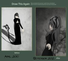 Sadness - Draw this again by Shevaara