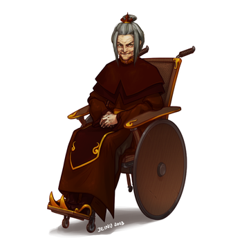 Commission: Azula by jeinu
