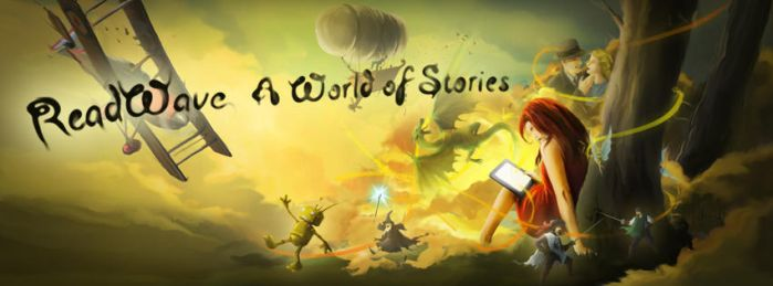ReadWave: A World of Stories by ReadWave