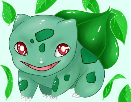 Bulbasaur by Snafufun