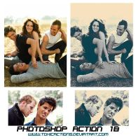 Photoshop Action 018 by ToxicActions