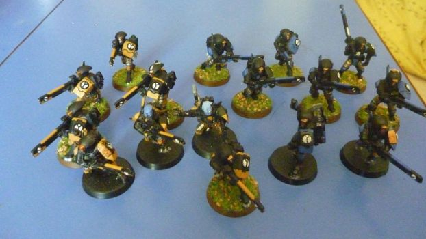 Tau fire warriors by zingy180