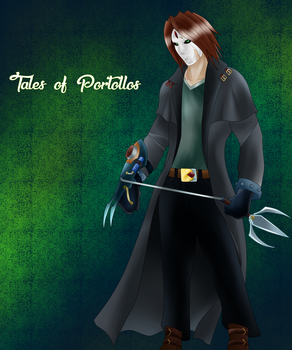 tales of portollos - Masked Devil by Hol83
