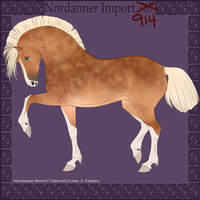 Nordanner Import 914 by xoSapphy