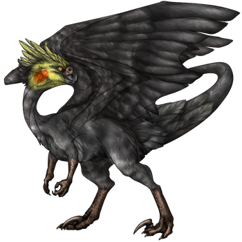 Crest Power- Wildclaw skin on contest FlightRising by FanDragonBall