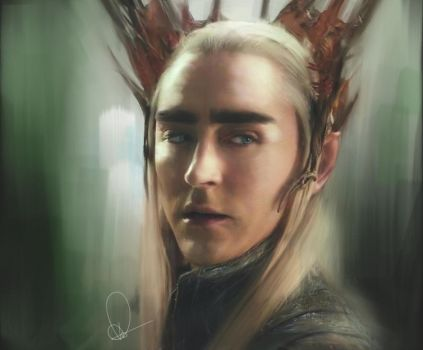 King of the Woodland Realm by RobynTrower