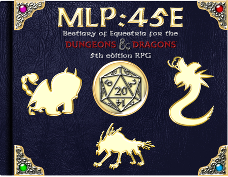 45E Bestiary by cheezedoodle96