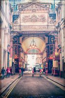 Architecture of London 12 by calimer00
