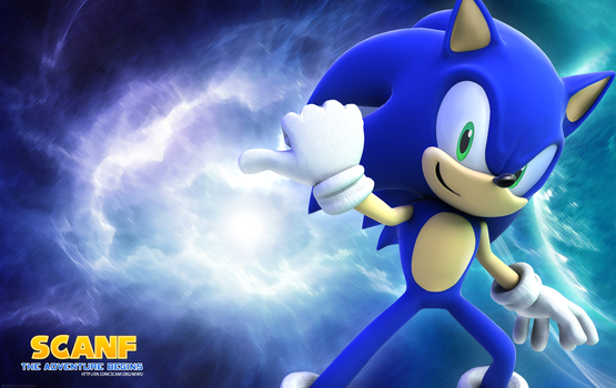 Sonic SCANF by itsHelias94